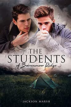 The Students of Barrenmoor Ridge by [Marsh, Jackson]