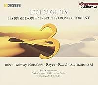 1001 Nights: Breezes by Reyer (2009-05-26)