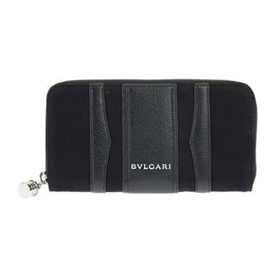 [ブルガリ] BVLGARI 長財布(ラウンドファスナー) 【並行輸入品】 33776 BLK (ブラック)