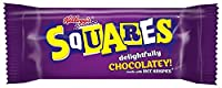 Kellogg's Rice Krispies Squares Totally Chocolatey Biscuits 36 g (Pack of 30)