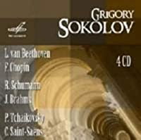 Beethoven, Chopin, Brahms, Sc Grigory Sokolov. Collection