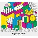 【店舗限定 2タイプ一括購入セット】Hey! Say! JUMP/SENSE or LOVE(初回限定盤+通常盤/初回プレス)