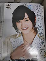 AKB48 NMB48 山本彩 生写真ポスター1枚 A4(3)
