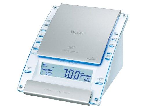 SONY (ソニー) インテリアCDチューナー CD700 ICF-CD7100/W B003TMG5BE 1枚目
