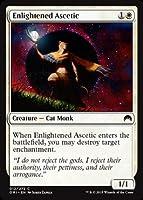 Magic: the Gathering - Enlightened Ascetic (012/272) - Origins