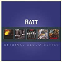 Ratt Original Album Series