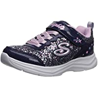 Skechers Glimmer Kicks - Glitter N'glow Girls Sneakers