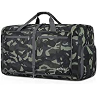 Gonex 100L Foldable Travel Duffle Bag, Extra Large Luggage Duffel 12 Color Choices