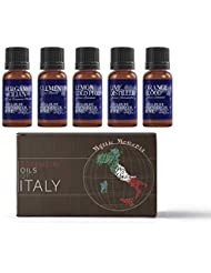 Mystic Moments | Gift Starter Pack of 5 x 10ml - Essential Oils Of Italy