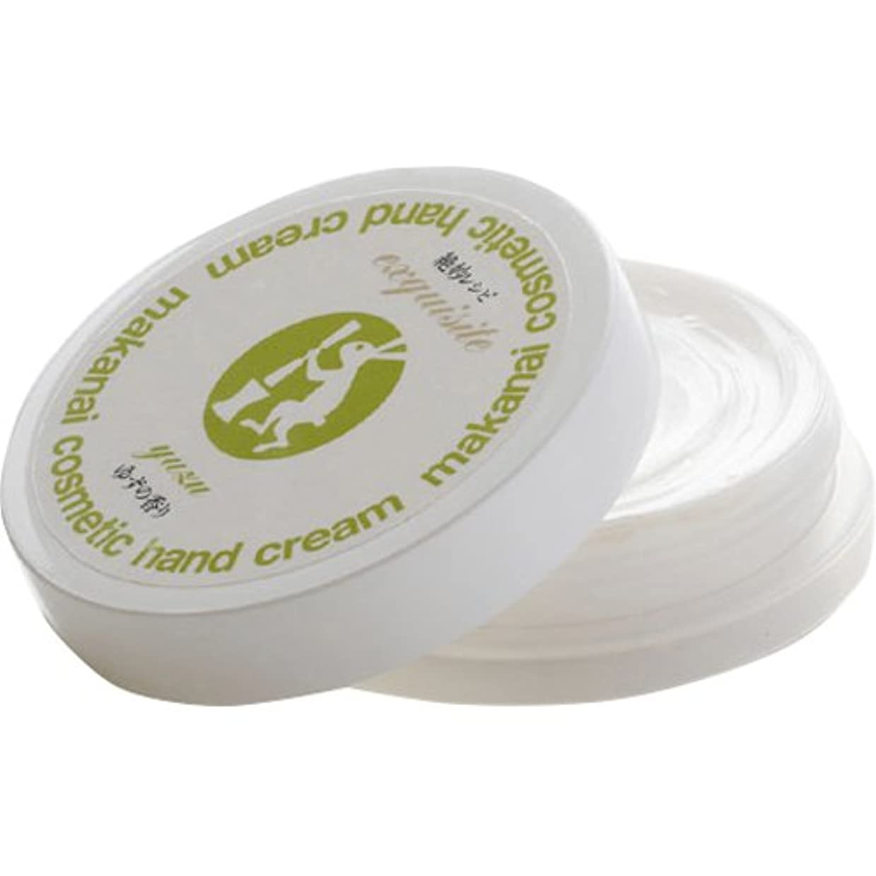 ブーム悪いインストラクターまかないこすめ 絶妙レシピのハンドクリーム ゆずの香り(ジャータイプ) 50g
