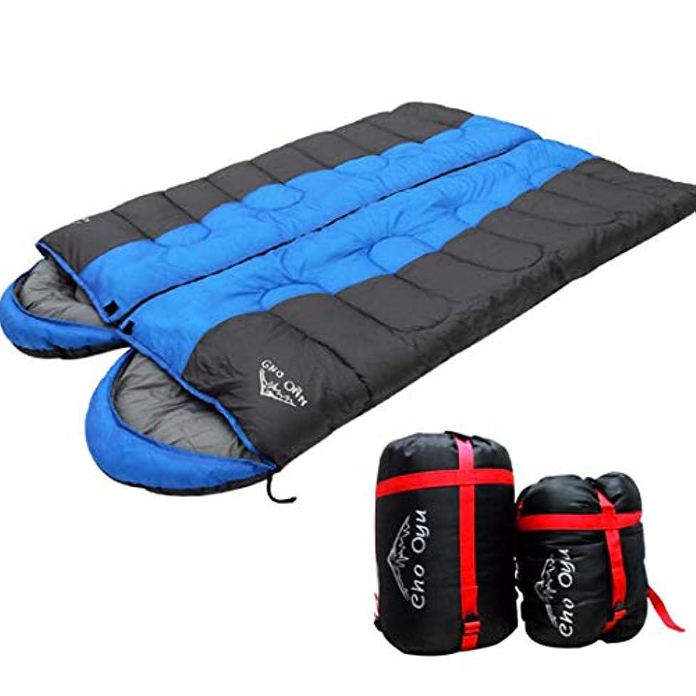 キャリア自信があるアンソロジーLilyAngel 暖かい屋外キャンプコットンエンベロープとキャンプ用寝袋
