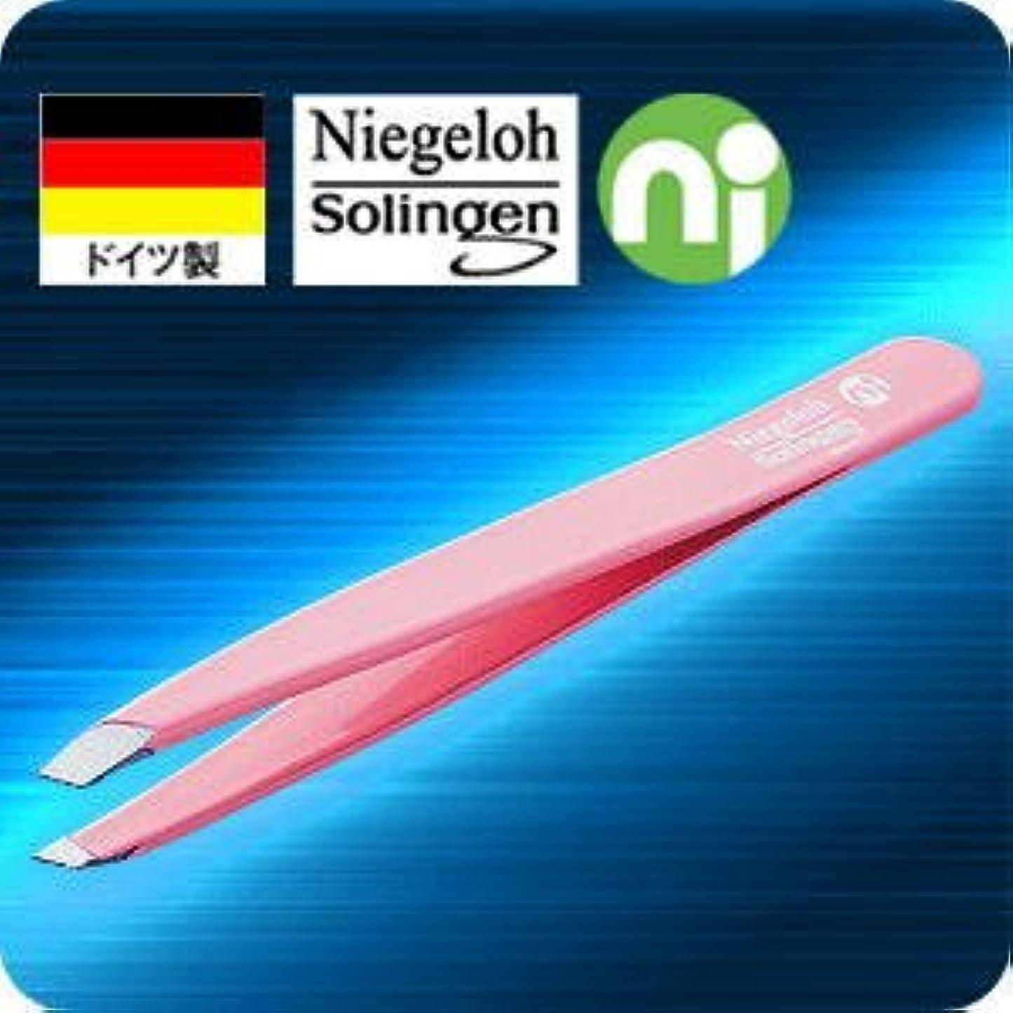 飢スペイン語可聴ドイツ ゾーリンゲンNiegeloh(ニゲロ社)のツイザー