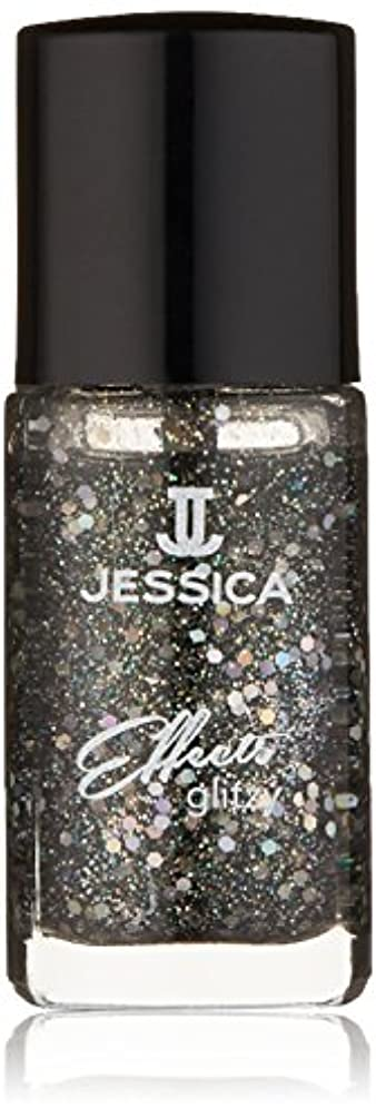 余剰がっかりした降ろすJessica Effects Nail Lacquer - Sparkles - 15ml / 0.5oz