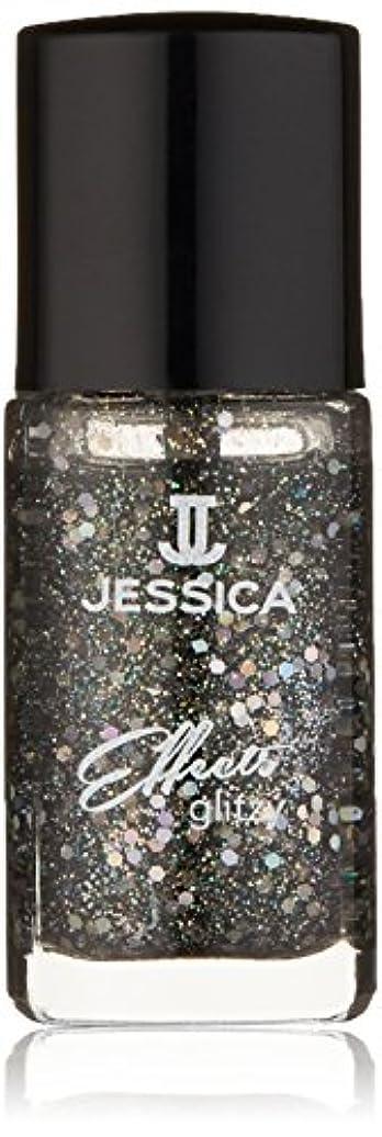 眩惑する暖かさモンクJessica Effects Nail Lacquer - Sparkles - 15ml / 0.5oz
