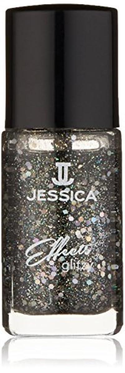 スペシャリスト不運決定的Jessica Effects Nail Lacquer - Sparkles - 15ml / 0.5oz