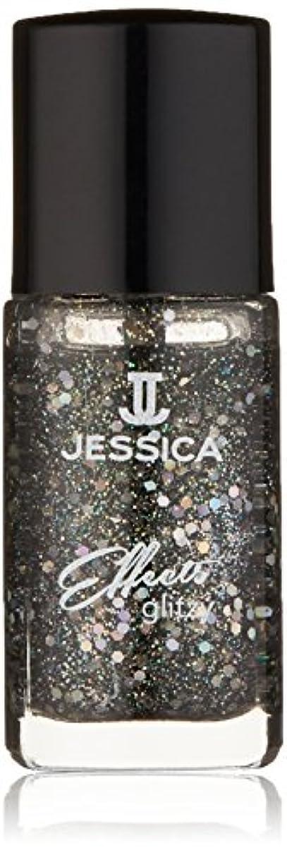 母音品揃え麻痺Jessica Effects Nail Lacquer - Sparkles - 15ml / 0.5oz