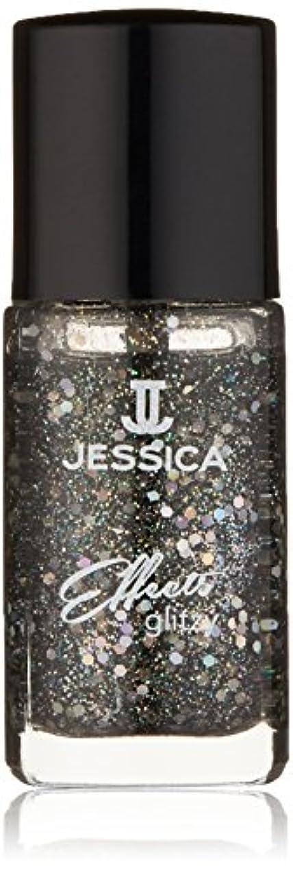 怒るスピン免疫Jessica Effects Nail Lacquer - Sparkles - 15ml / 0.5oz