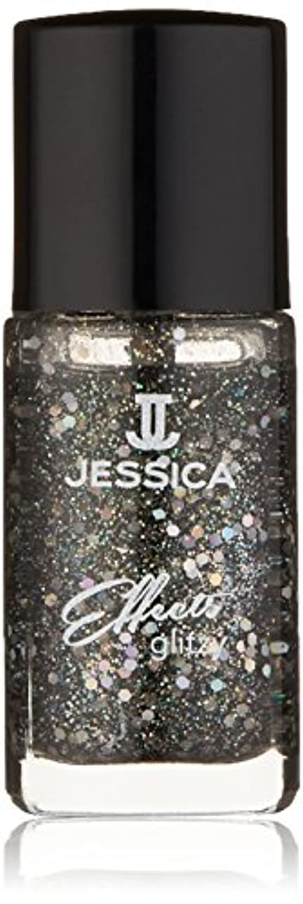 病なつま先宣伝Jessica Effects Nail Lacquer - Sparkles - 15ml / 0.5oz