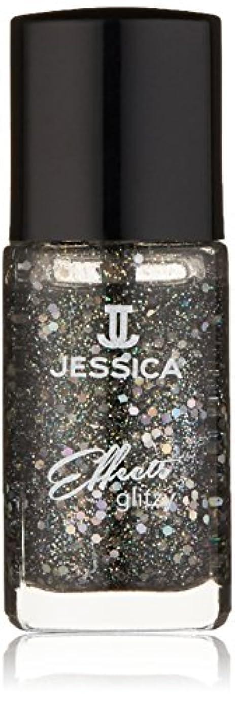 乳白色に応じて鰐Jessica Effects Nail Lacquer - Sparkles - 15ml / 0.5oz