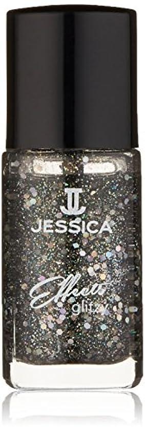 組み合わせ資本主義宅配便Jessica Effects Nail Lacquer - Sparkles - 15ml / 0.5oz