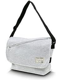 (フルグロウ) Full Glow ショルダーバッグ メンズ バッグ カバン 鞄 斜め掛け カジュアル レディース ユニセックス スウェット メッセンジャーバッグ 3color