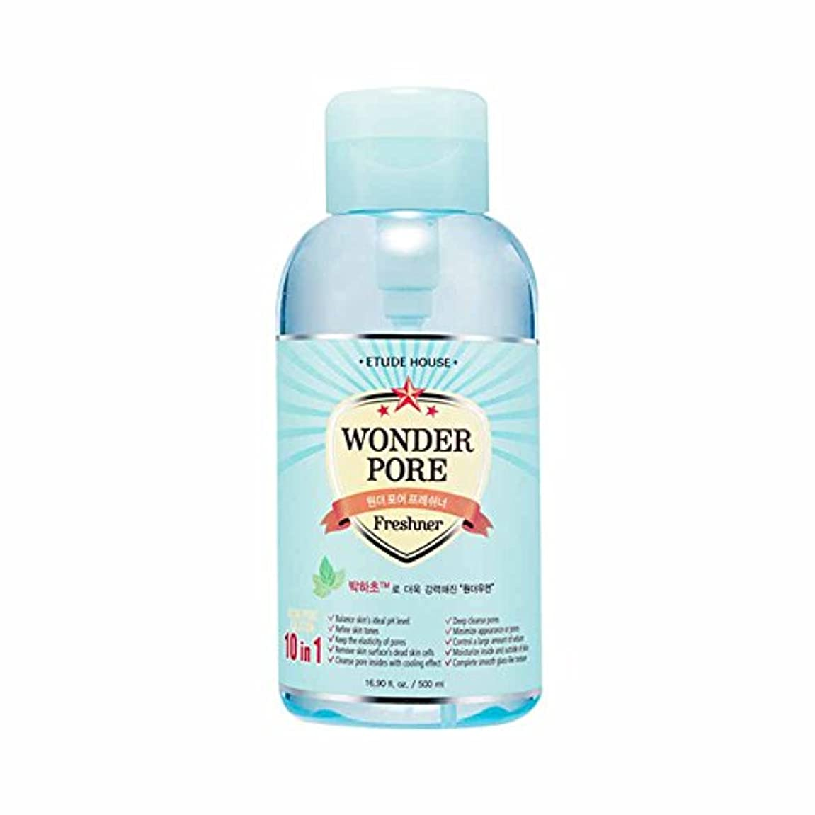 (6 Pack) ETUDE HOUSE Wonder Pore Freshner 10 in 1,500 mL (並行輸入品)