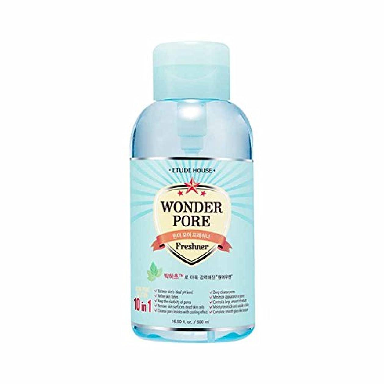できる店員義務(3 Pack) ETUDE HOUSE Wonder Pore Freshner 10 in 1,500 mL (並行輸入品)