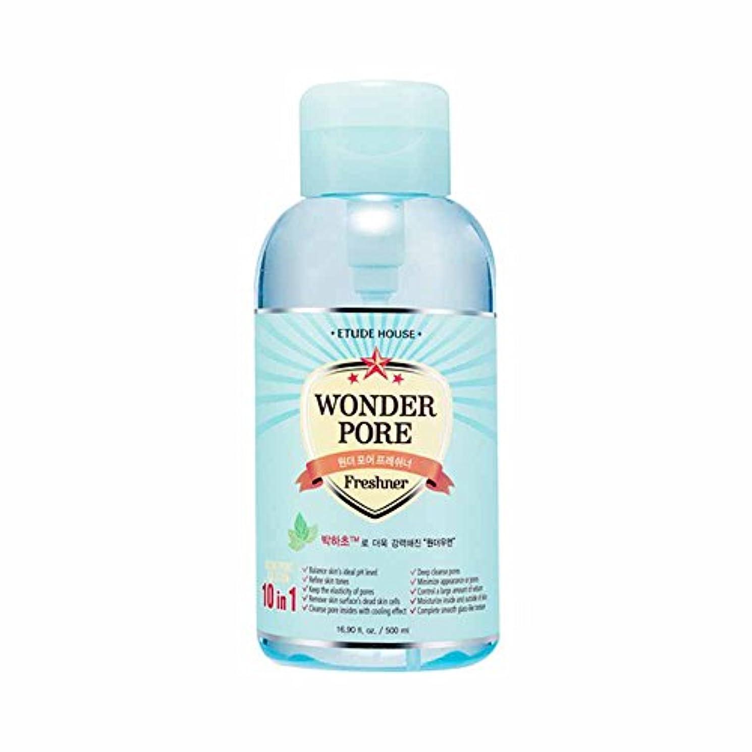 お互い支給エイリアス(6 Pack) ETUDE HOUSE Wonder Pore Freshner 10 in 1,500 mL (並行輸入品)