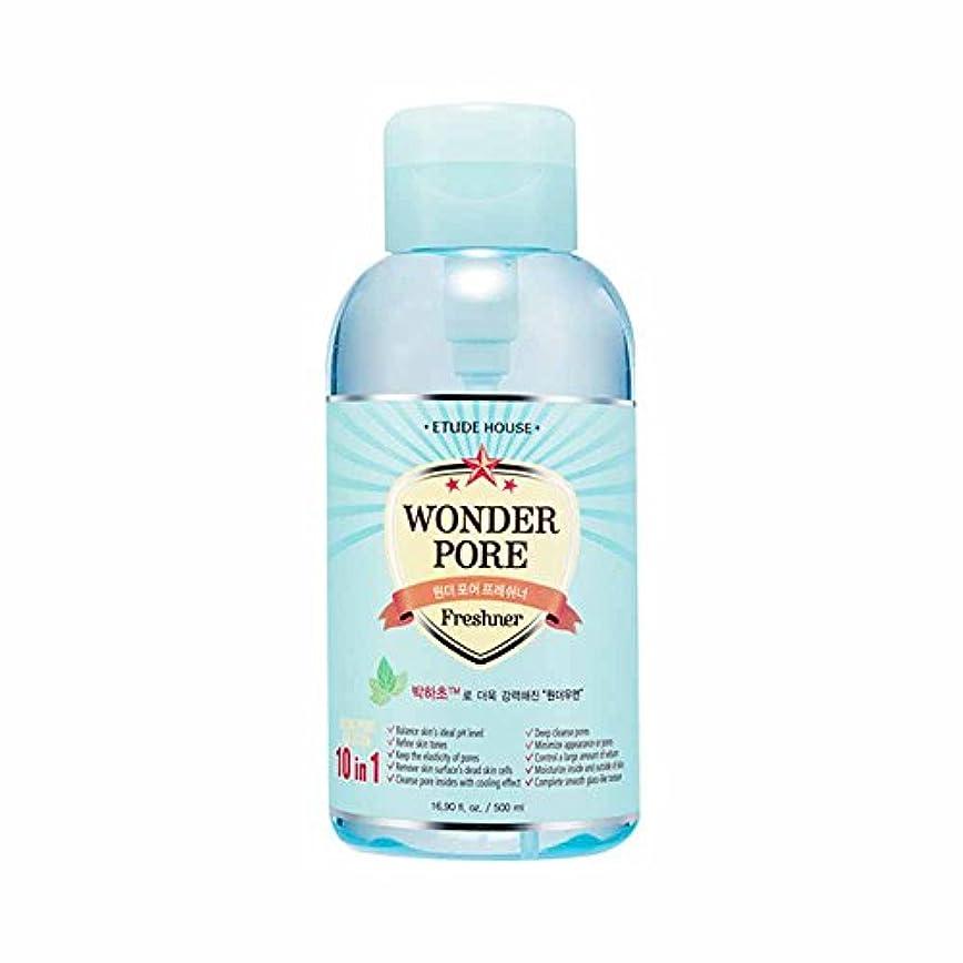 有彩色の類推トリッキー(3 Pack) ETUDE HOUSE Wonder Pore Freshner 10 in 1,500 mL (並行輸入品)