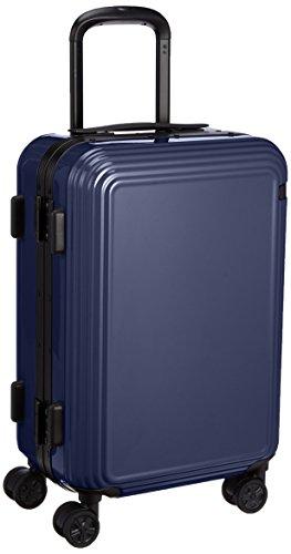 [エース] スーツケース リップルF キャスターストッパー付...