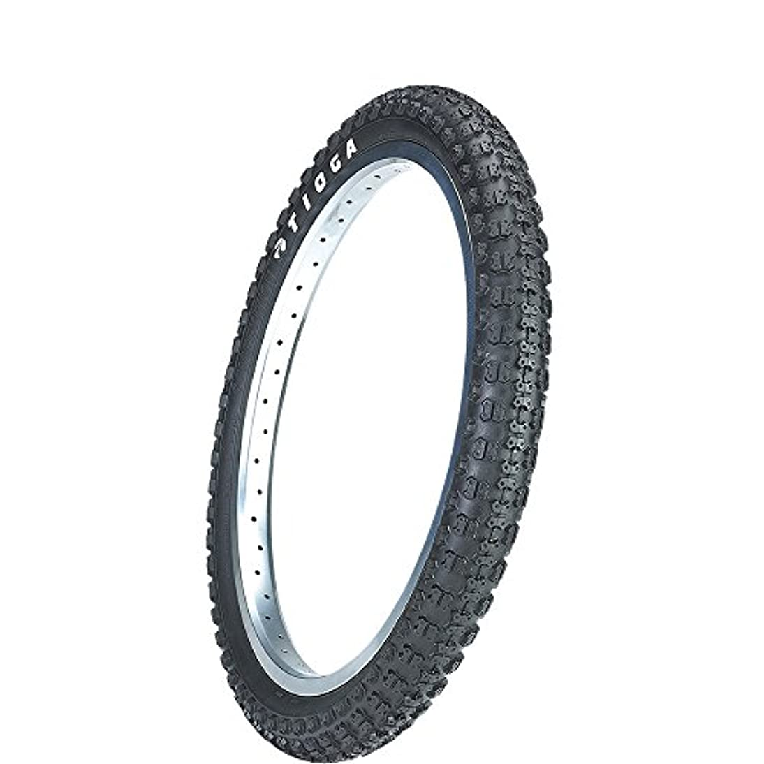 計画的悪名高い緩めるTioga Comp III Wire Tire with Black Side Wall, 20x1.5-Inch by Tioga