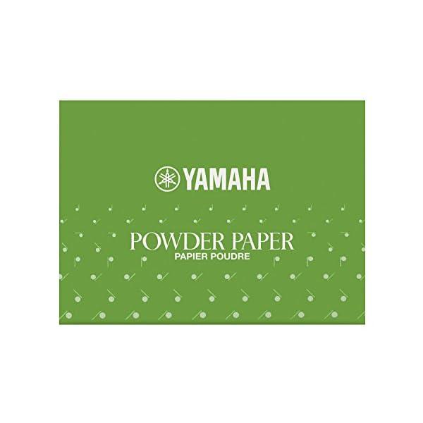 ヤマハ YAMAHA パウダーペーパー PP3の商品画像
