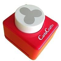 カール事務器 クラフトパンチ ミドルサイズ ペタル-3 CP-2