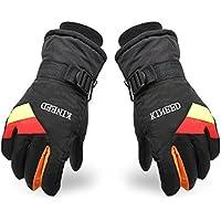 Sund スキーグローブ スキー手袋 厚手 耐衝撃 耐磨耗 スノーボードグローブ 防水 着心地抜群 防寒対策 全4タイプ