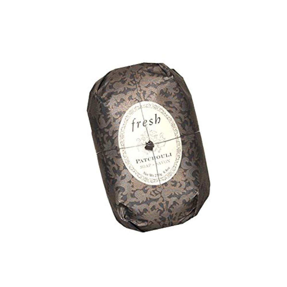 ホイスト風変わりなビデオFresh フレッシュ Patchouli Soap 石鹸, 250g/8.8oz. [海外直送品] [並行輸入品]