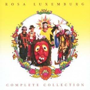ローザ・ルクセンブルグ コンプリートコレクション(DVD付)