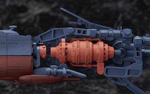 アーマーガールズプロジェクト 宇宙戦艦ヤマト2202 ヤマトアーマー×森雪 約150mm ABS&PVC&金属(鎖パーツ)製 塗装済み可動フィギュア