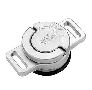 C-Loop 回転ストラップマウント シルバー(三脚穴取付、ミラーレスから本格一眼まで対応)#16010