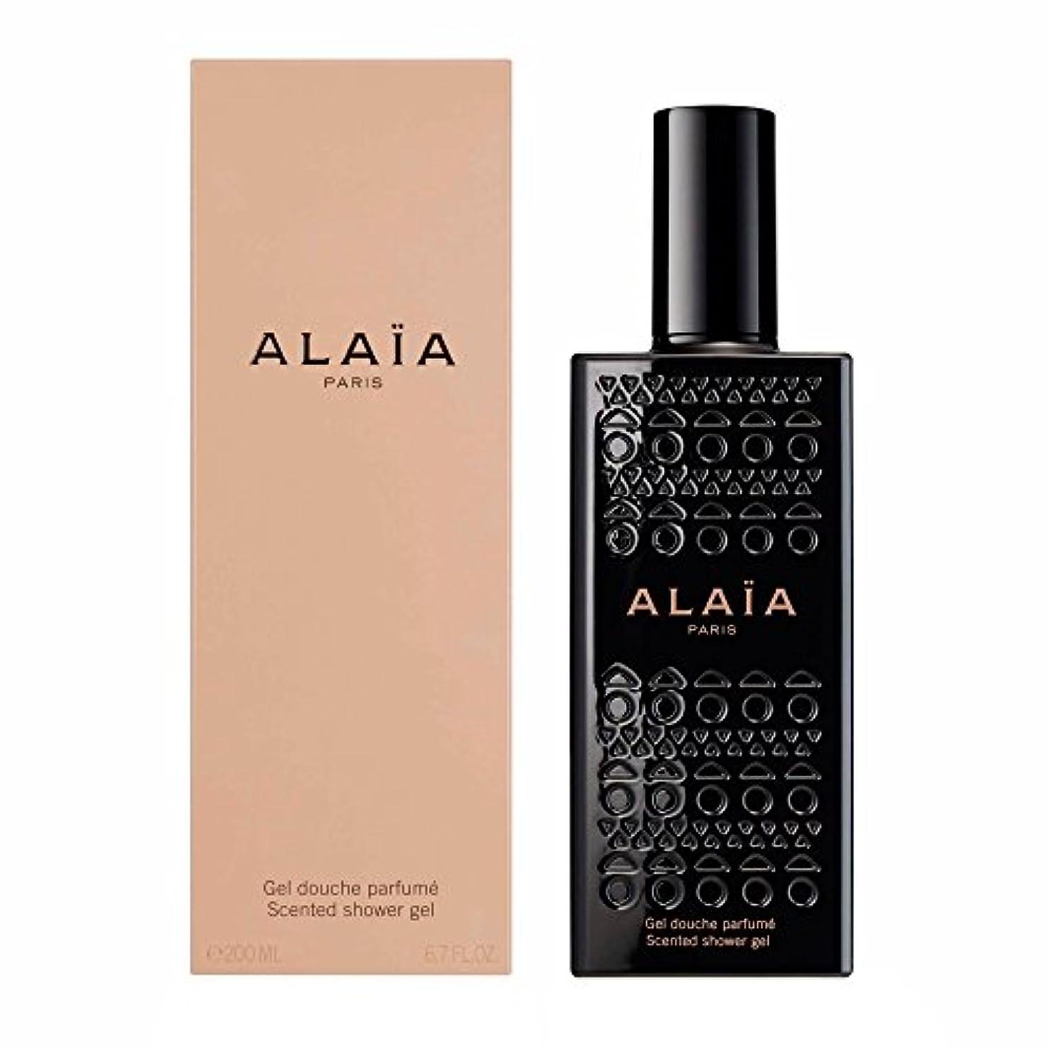 厳密に香り広範囲にアライアパリシャワージェル200ミリリットル (ALA?A Paris) - ALA?A Paris Shower Gel 200ml [並行輸入品]
