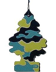 Little Trees 吊下げタイプ エアーフレッシュナー ピナコラーダ 4枚セット(4P)