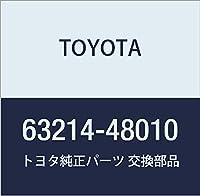 TOYOTA (トヨタ) 純正部品 ルーフドリップ チャンネル RR ハリアー HV NULL 品番63214-48010