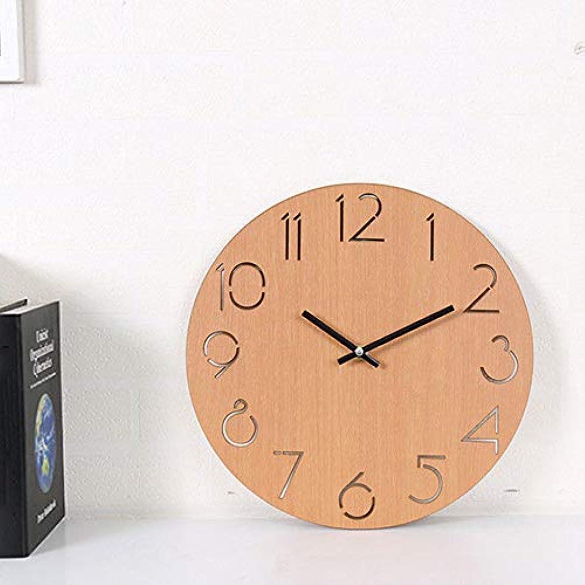 発火する自動ジョブ壁掛け時計12