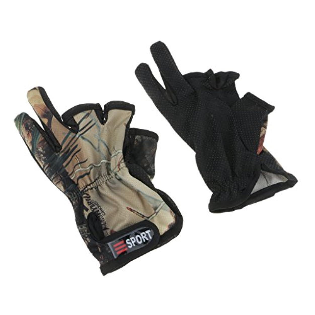 の量レイハイキングSM SunniMix 釣り 登山 自転車 グローブ 手袋 滑り止め 手保護 伸縮性 調整可能 通気性 耐摩擦