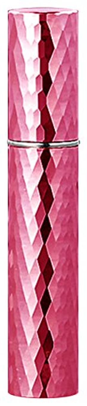 ミュージカル破裂のぞき見22103 メタルアトマイザーダイヤカット ピンク