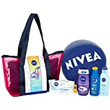 [Nivea ] ニベアの太陽、海、砂&私のギフトパック - NIVEA Sun, Sea, The Sand & Me Gift Pack [並行輸入品]