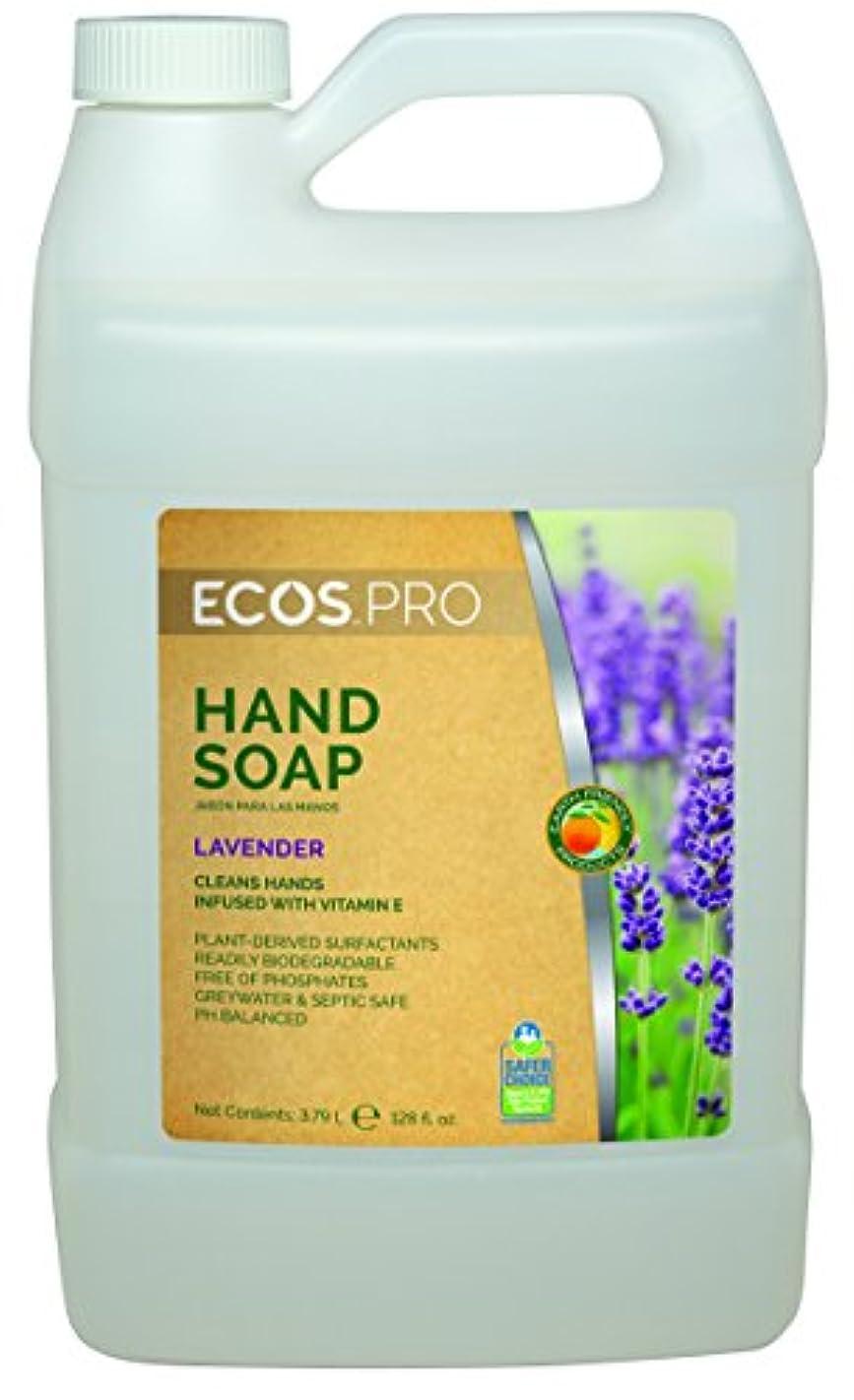 不規則性世辞推定するEarth Friendly Products PL9665/04 Lavender Hand Soap 1 Gallon - Case of 4