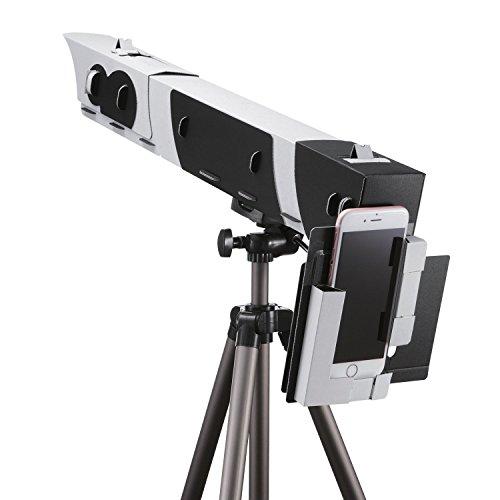 エレコム スマートフォン用望遠鏡 組み立て式 4~~6インチスマートフォン対応 EDG-TLS001