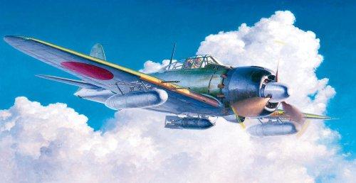 ハセガワ 1/48 三菱 A6M7 零式艦上戦闘機 62型