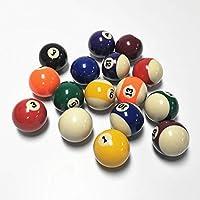 ビリヤードボール、2 1/4インチ(57.2mm)プールボール規制サイズ、シングルボール,9