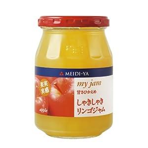 明治屋 果実実感ジャムしゃきしゃきリンゴジャム...の関連商品2